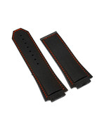 30mm Rubber Replacement Watch Band Strap For Fits Hublot King Power F1 - $28.99