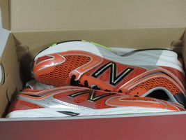New Balance Men's Shoes M770CT3 Athletic Running Sneakers Red Black Mesh image 9