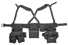 CLC Custom Leathercraft 2617 28-Pocket Framing Master Tool Belt - $167.29