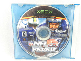 NFL Fever 2003 (Microsoft Xbox, 2002) Tested Disk Only - $5.99
