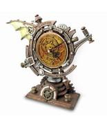 Alchemy Gothic The Stormgrave Chronometer Steampunk Clock Decor V15 - $49.95