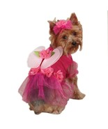 Casual Canine Flower Fairy Dog Costume, Large, Pink - $50.44