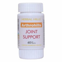 Herbal Hills Arthrohills, Joint Support 500 mg - 60 Capsule, RELIEVE JOI... - $25.15
