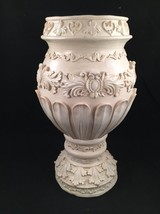 Vintage CASA ELITE Decorative Vase - M. VALENTI... - $37.39