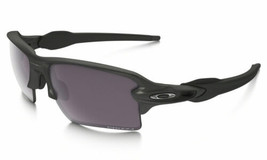 New OAKLEY Sunglasses OO9188-60 Flak 2.0 XL Steel Polarized PRIZM Daily F/ship - $158.39