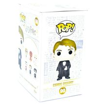 Funko Pop! Harry Potter Cedric Diggory Yule Ball #90 Vinyl Action Figure image 4