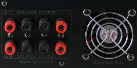 Technical Pro H1502URBT S&D 1500W Pro Digital Amplifier/Preamp/Tuner/Bluetooth image 2