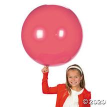 """Jumbo Rose Pink 36"""" Latex Balloon - $17.10"""