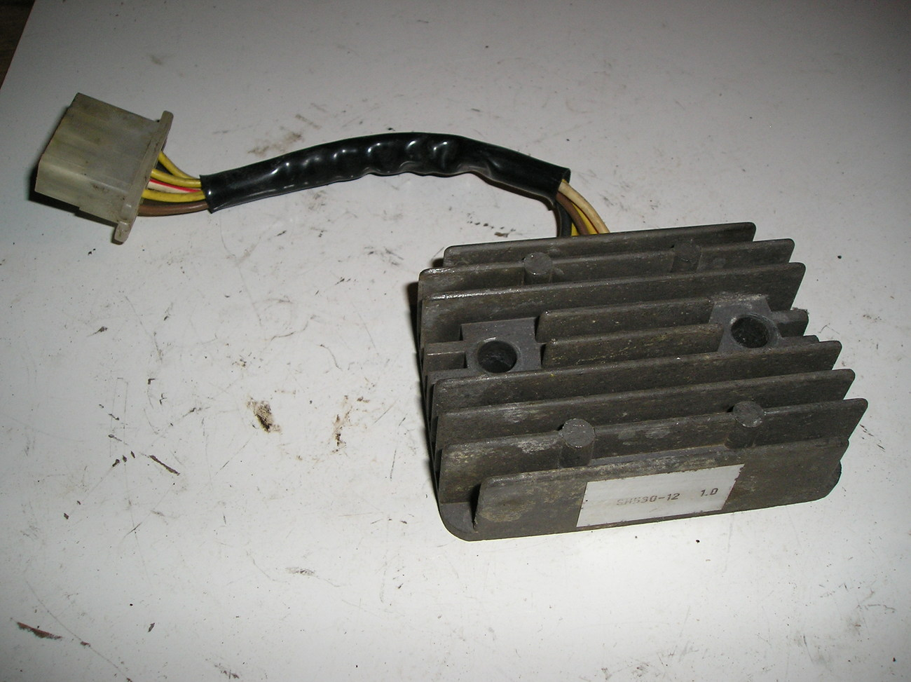 Kawasaki EX500 '87-'09 regulator rectifier SH530-12