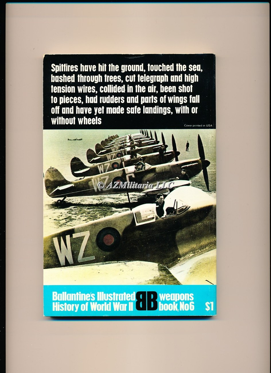 Spitfire (Weapons Book, No 06)