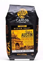 HEB Cafe Ole Taste of Austin Ground Coffee 12 oz (Pack of 1) - $14.99