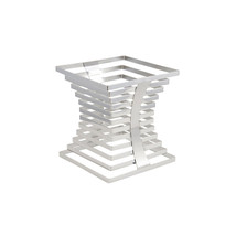 10 x 10 x 10 3/4 inch Riser 18/2 Stainless Steel, Case Of 2 - $384.98