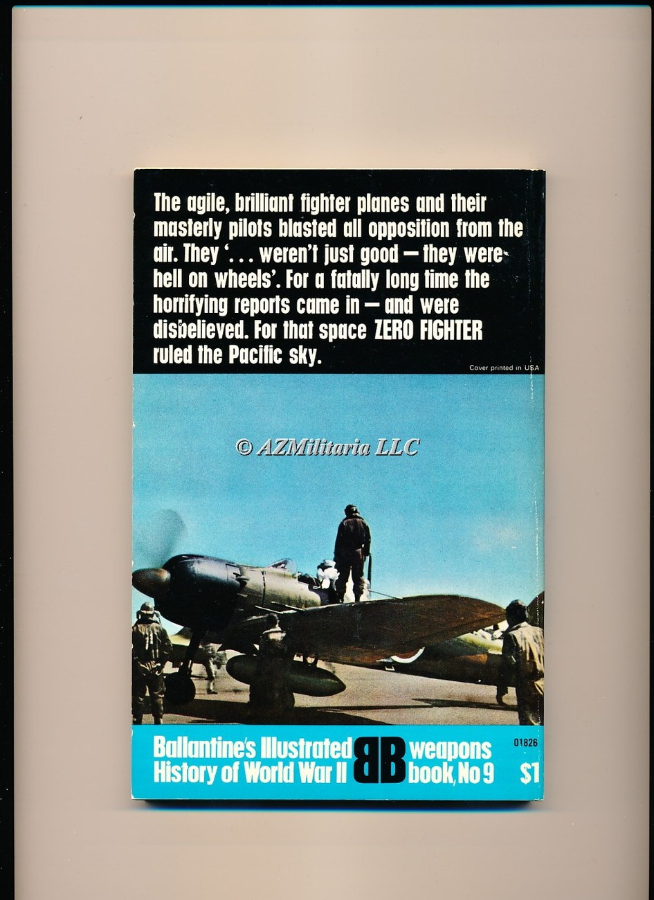 Zero Fighter (Weapons Book, No 9)