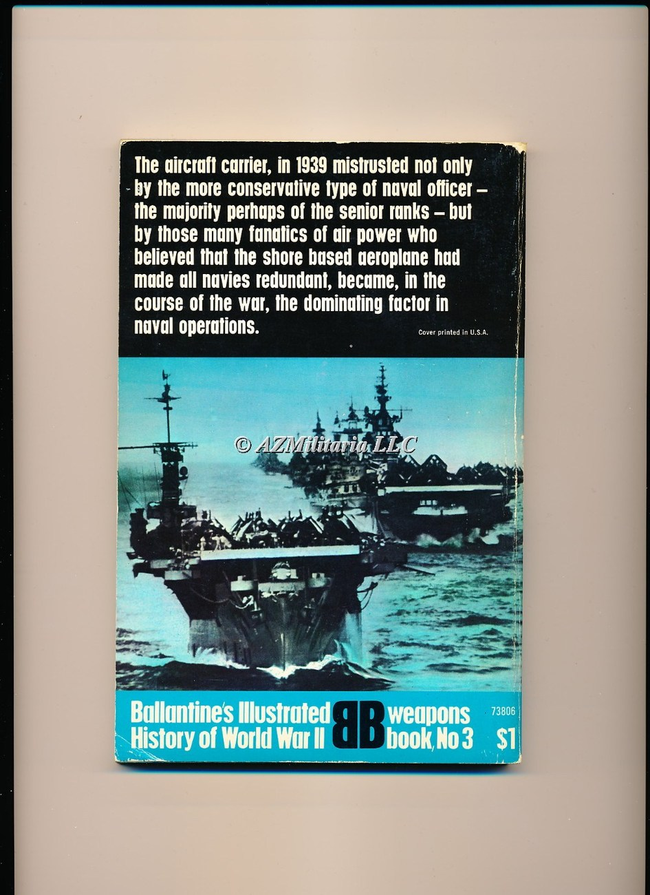 Aircraft Carrier The Majestic Weapon (Weapons Book, No 3)