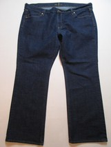 Old Navy Women Jeans Size 18 Short Inseam 29 Stretch Mid Rise Bootcut  #O1 - $16.99