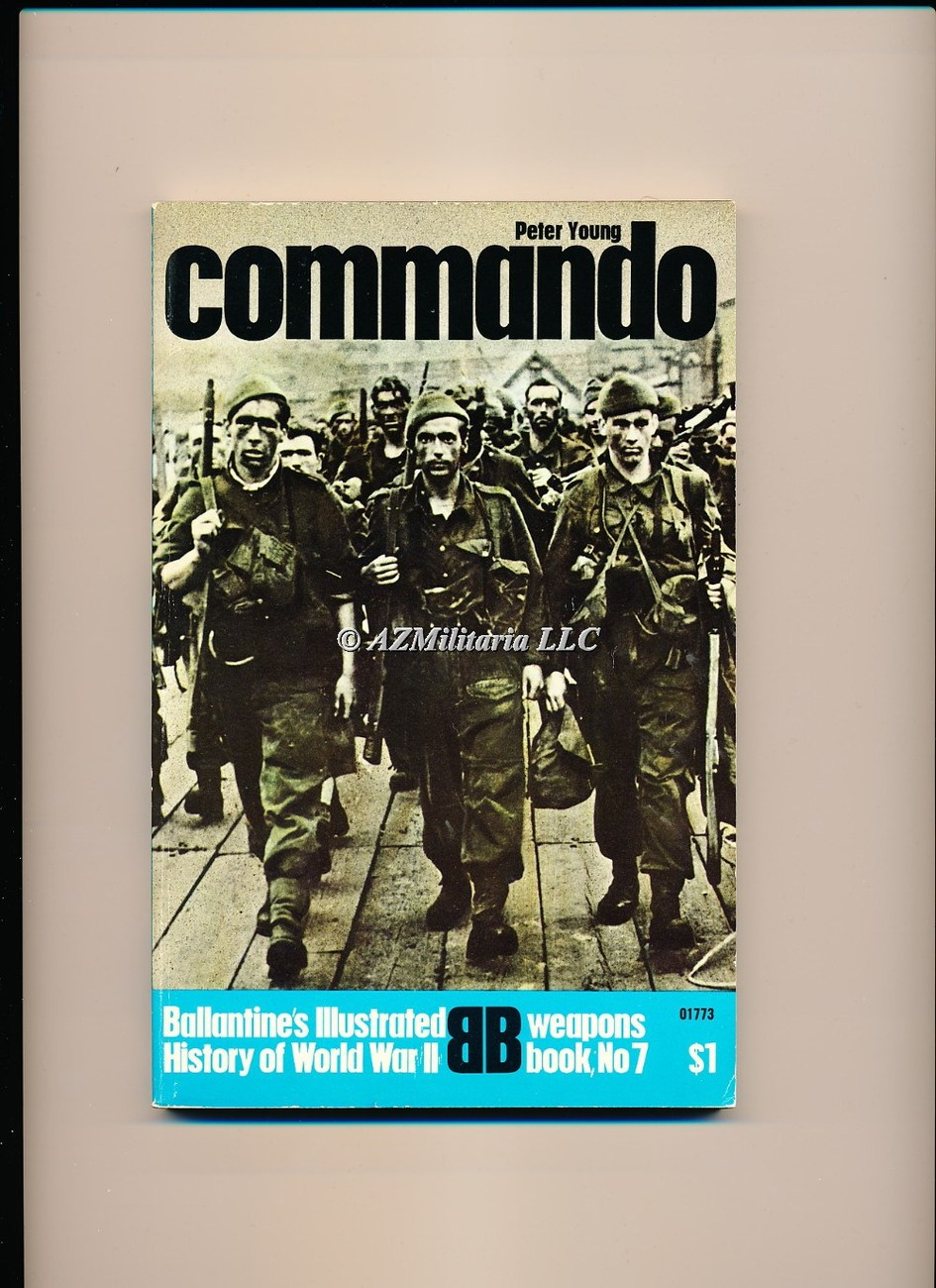 Commando (Weapons Book, No 7)
