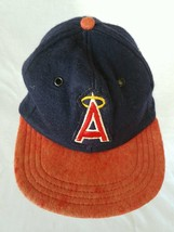 Los Angeles Angels of Aneheim Blue/Orange Fitted Baseball Hat  7 - $16.48