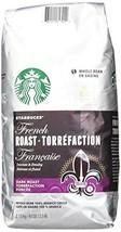 Starbucks French Roast Whole Bean Coffee, 40 Ounce - $29.20