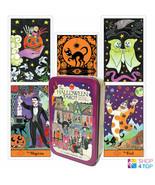 HALLOWEEN TAROT TIN BOX DECK CARDS KIPLING WEST ESOTERIC US GAMES SYSTEM... - £21.86 GBP