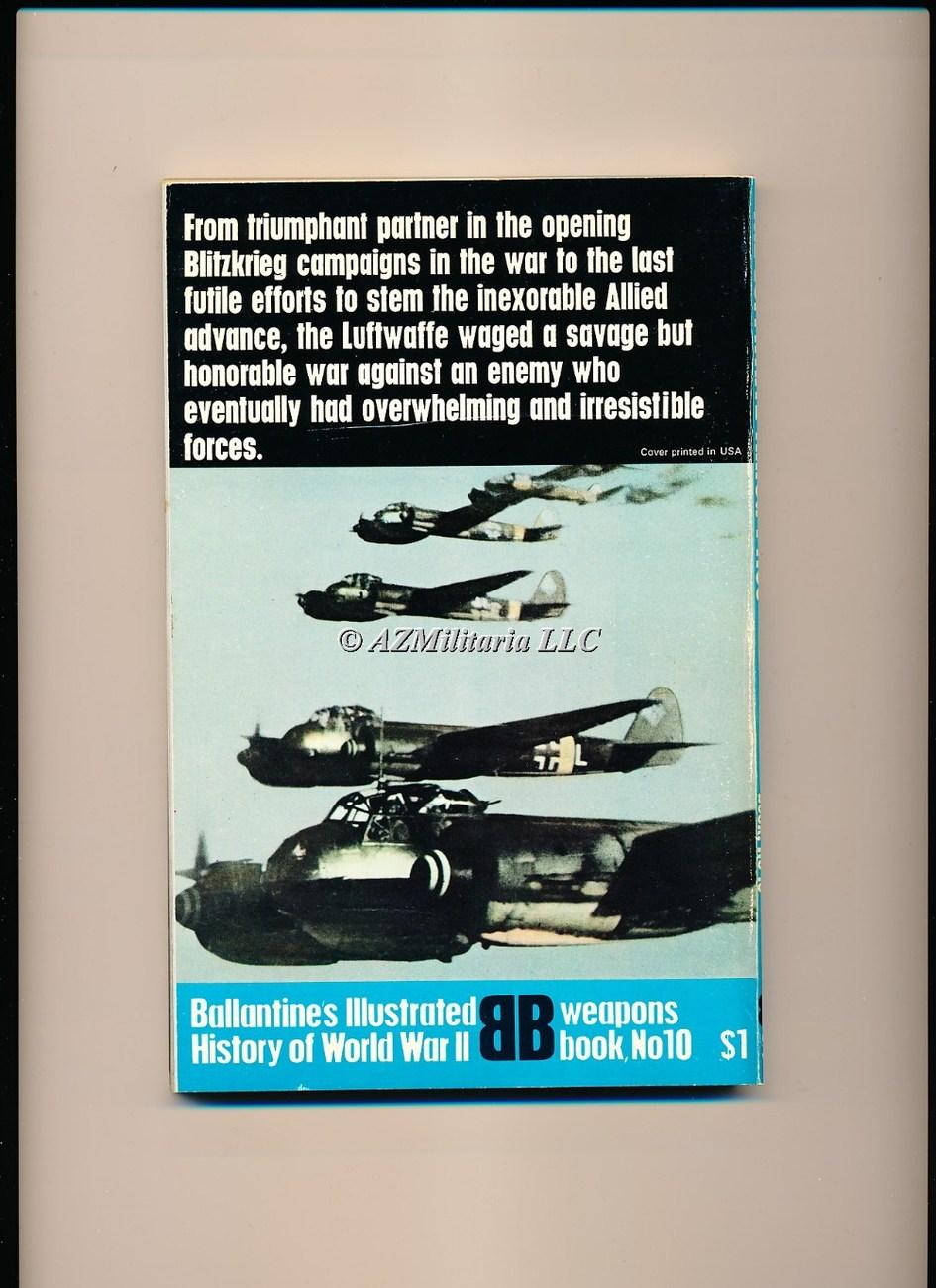 Luftwaffe (Weapons Book, No 10)