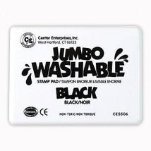 Center Enterprises  Inc. Jumbo Stamp Pad Black ... - $9.99