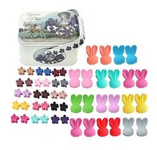 Random of Children Hairpins Lovely Hair Band and Hairpin Suit, Clips