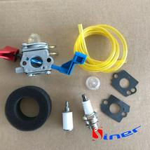 Carburetor Carb For Poulan FL1500 FL1500LE  Zama C1U-W12A C1U-W12B 53007... - $11.73