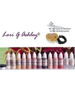 AIRBRUSH MAKEUP KIT- SYSTEM Lori G Ashley® Cosmetics SEE our STORE 4 mor... - $129.00