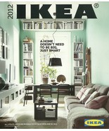 IKEA 2012 home furnishings store catalog magazine - $8.00