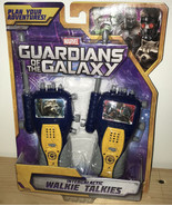 NEW Guardians of the Galaxy Walkie Talkies Intergalactic Marvel - $9.79