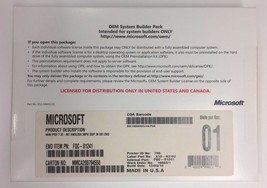 Microsoft Windows 7 Professional 32-Bit OEI DVD 1 Pack FQC-01231 - $94.05