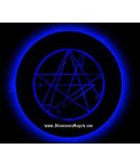 SPELL OF THE NECRONOMICON OVERLORD ILLUMINATI MAGICK BLACK WITCHERY CTHU... - $1,333.00