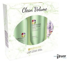 Pureology Clean Volume Shampoo & Conditioner Gift Pack - $47.85