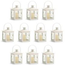 10 -Small White Lanterns - $82.80