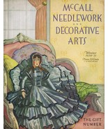 ORIGINAL Vintage Winter 1930 McCall Needlework & Decorative Arts Magazine - $139.96