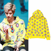 KPOP GOT7 Just Right Donut Mark Cap Hoodie Sweater EXO Sweatershirt - $8.80+