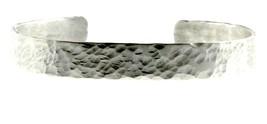 Martelé Poinçonnée Argent Sterling Bracelet pour Femme 925 par Origin - $40.74