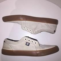 DC Men's Council S Low Top Shoes Sizes 7 US No Laces Used - $25.23