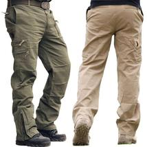 New Outdoor Pants 101st Airborne Multi Pocket Tactical Pants Casual Sports Slack