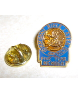 National Rifle Assn of America 5 Year Member Pin - $4.99