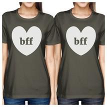 Bff Hearts BFF Matching Dark Grey Shirts - $30.99+