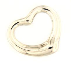 Tiffany & co. elsa peretti open heart Women's .925 Silver Charm - $79.00