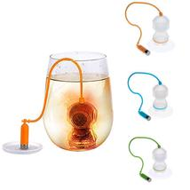 Coffee Tea Infusers Makers Diver Loose Strainer Filter Kitchen Barware T... - £7.48 GBP