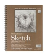 Strathmore Series 400 Sketch Pads 9 in. x 12 in. - pad of 100 [New ] Art - $15.99