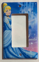 Cinderella Night sparkle Light Switch Power Outlet wall Cover Plate Home decor image 5