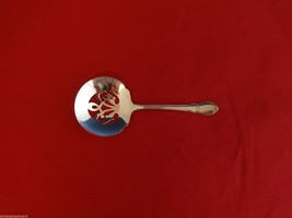 "Mignonette by Lunt Sterling Silver Nut Spoon Pierced 5"" - $67.55"