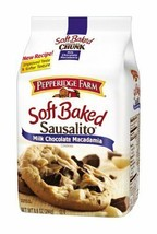 Pepperidge Farm Soft Baked Chocolate Macadamia - Sausalito, 8.6-Ounce (Pack of - $36.62