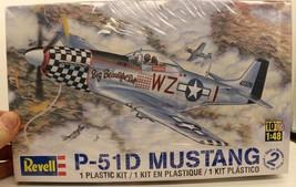 Revell Model 85-5241 1:48 P-51D Mustang Big Beautiful Doll or Miss Marilyn II - $35.61