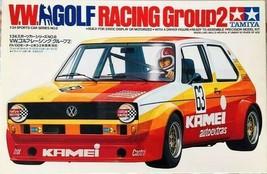 V.W. GOLF RACING Group 2 Tamiya 1:24 Scale Sports Car Series No.8 Model Kit - $81.76