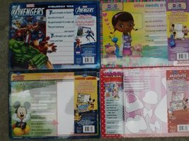 Disney Junior Wipe Clean Activity Board (Assorted, Designs Vary) - $13.55